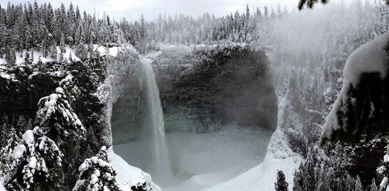 Helmcken Falls Lodge is Open for the season - Limited Availability Until the End of July